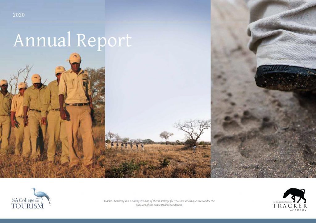 Tracker Academy Annual Report
